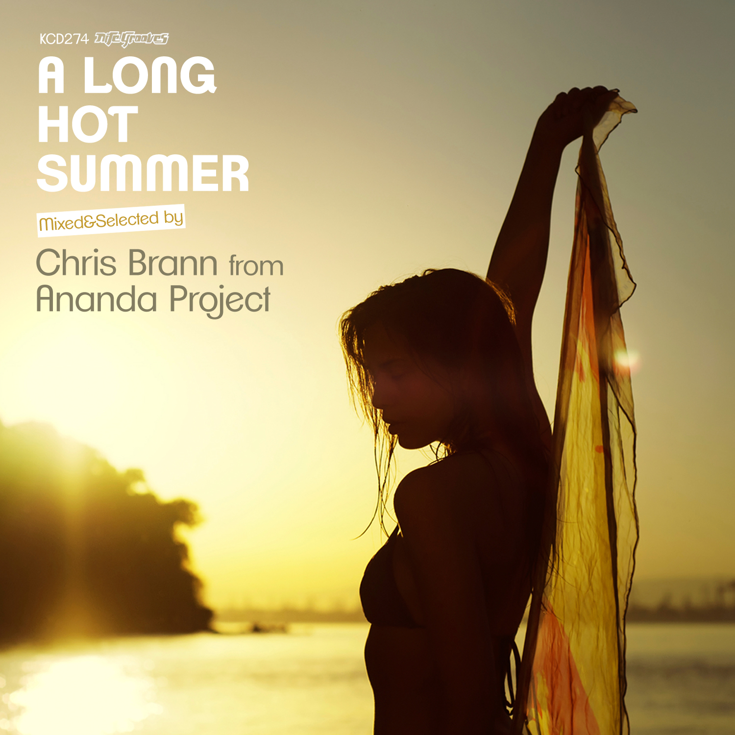 A Long Hot Summer – mixed by Chriss Brann (Nite Grooves)