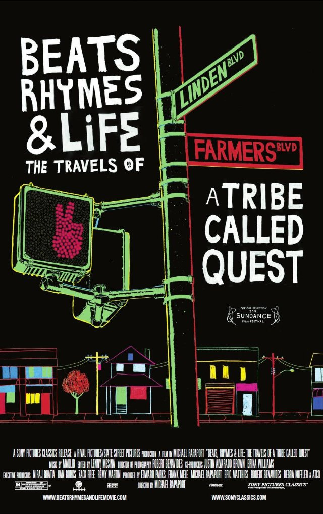 Neu im Kino: Beats, Rhymes & Life: The Travels of a Tribe Called Quest