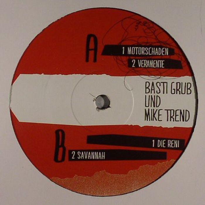 Basti Grub & Mike Trend – Motorschaden EP (Resopal 082)