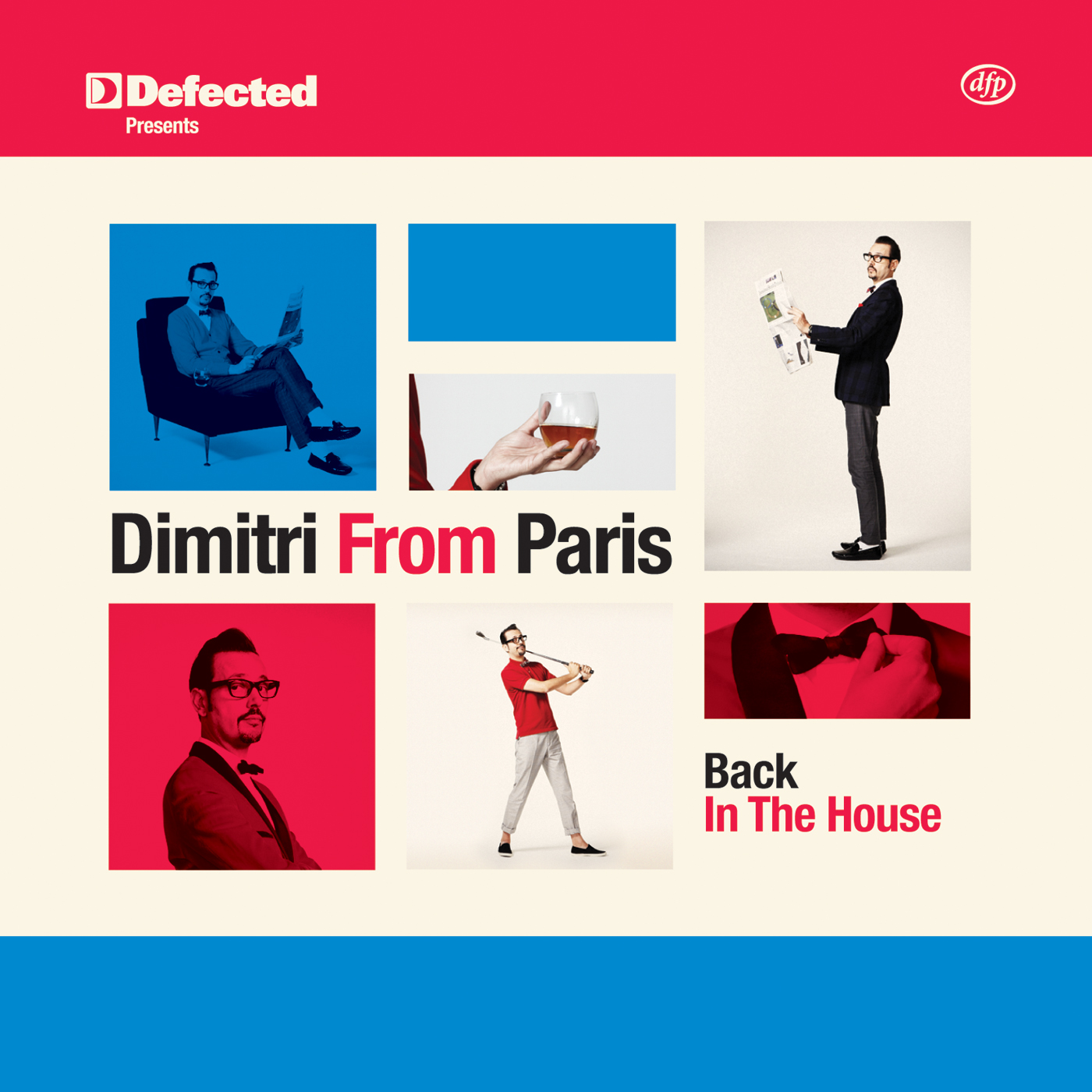 """Dimitri From Paris ist """"Back In The House""""!"""