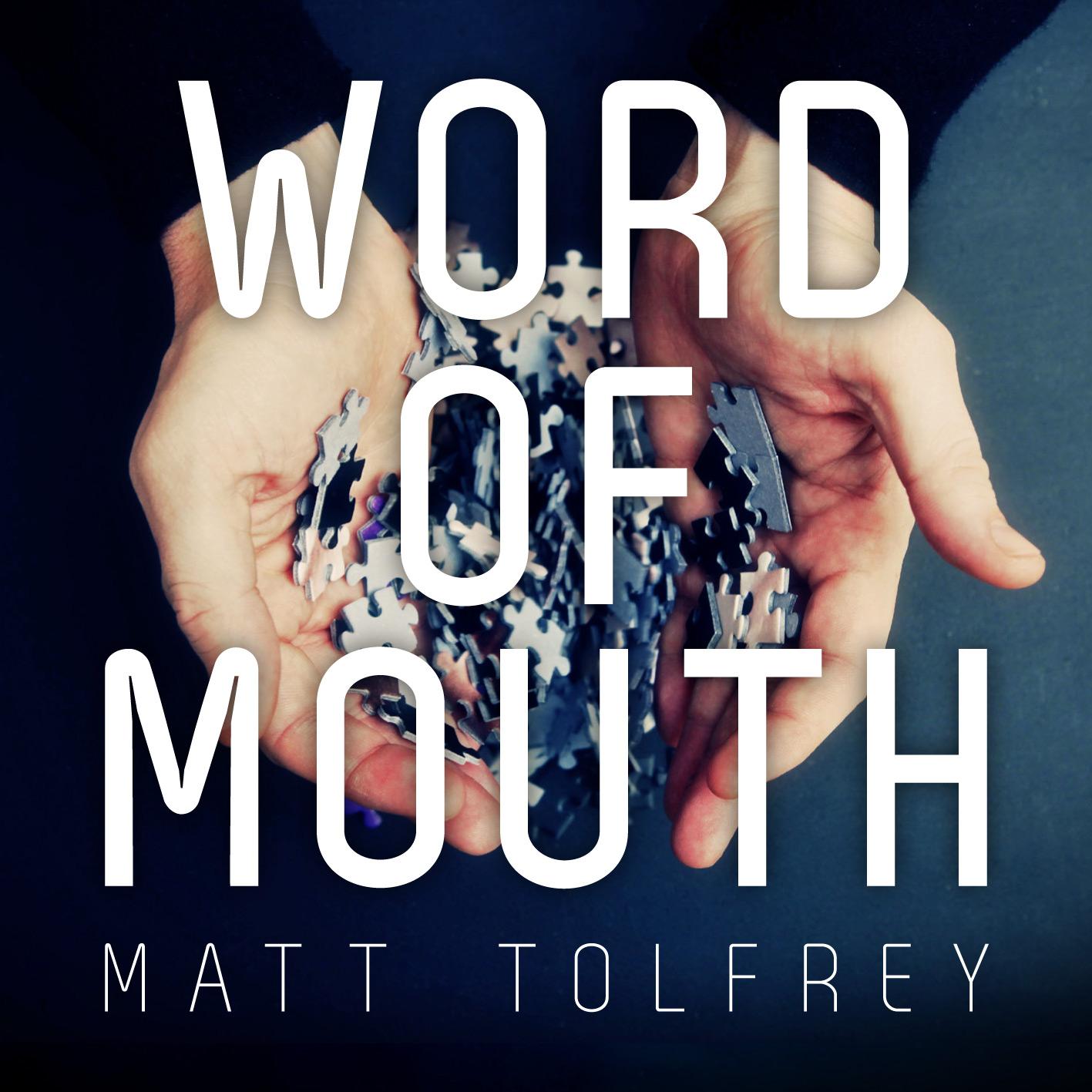"""Matt Tolfrey releast im Oktober sein Debütalbum """"Word of Mouth"""" auf Leftroom"""