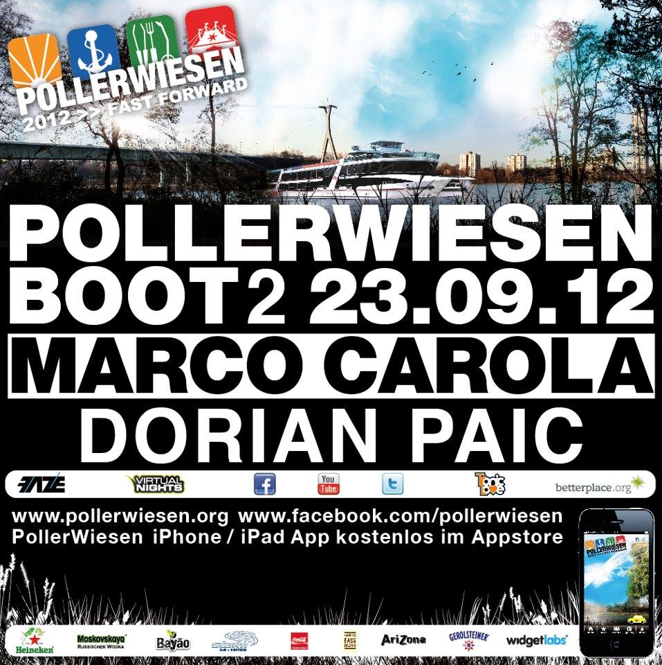 PollerWiesen Boot am 23.09.2012 – die letzten 40 Tickets sind verfügbar