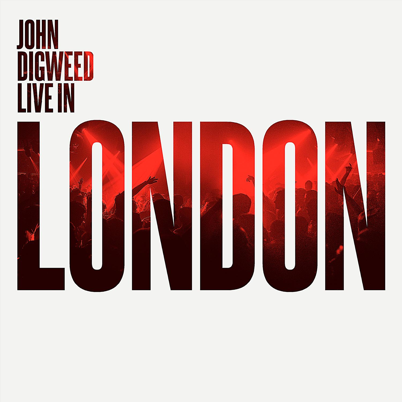 """John Digweed veröffentlicht seine neue Compilation """"Live in London"""" Anfang Dezember"""