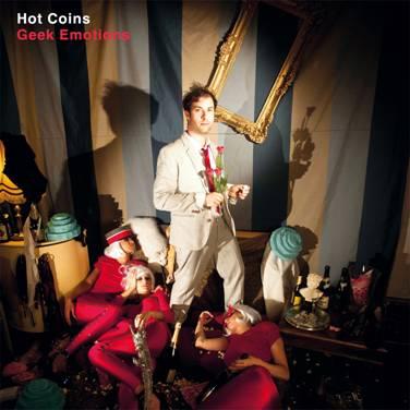 Hot Coins (aka Red Rack'em) veröffentlicht Debütalbum auf Sonar Kollektiv