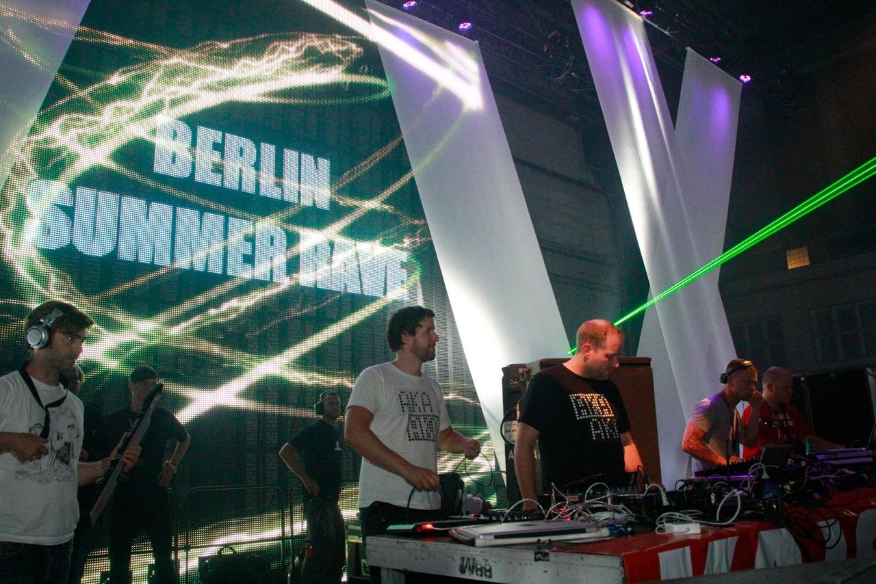 Berlin Summer Rave 2013 – am Montag beginnt der Vorverkauf