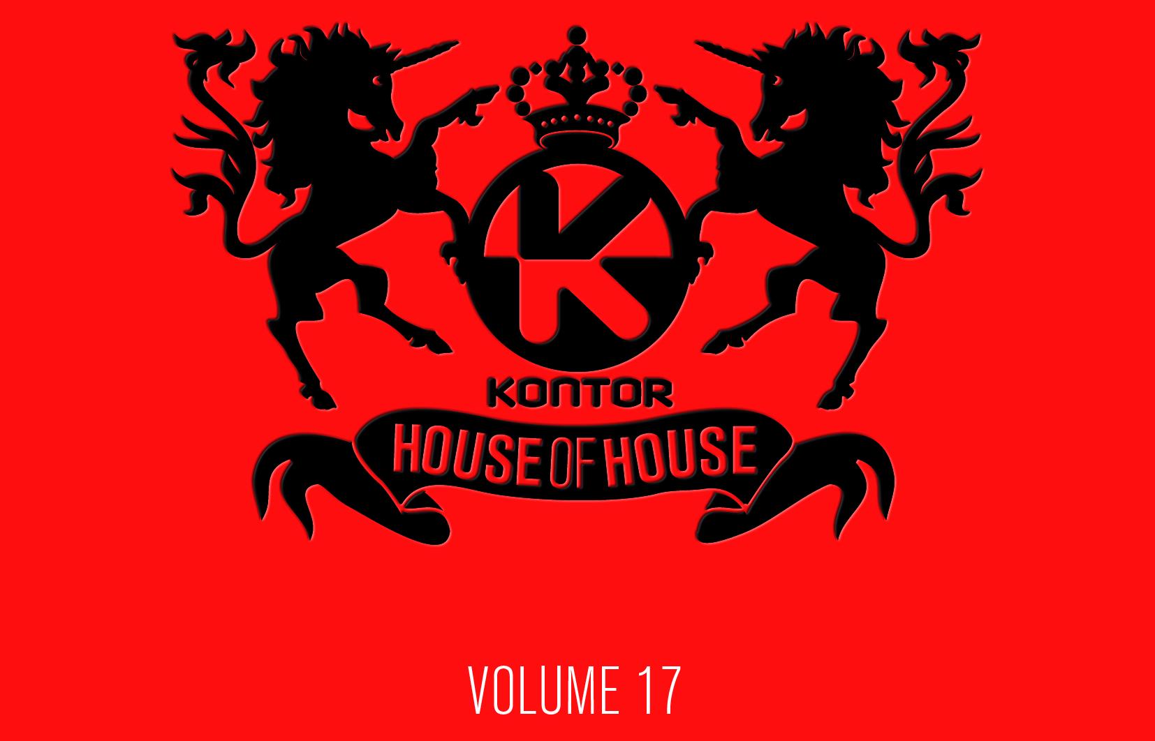 "Kontor macht ""House Of House Vol. 17"" startklar"
