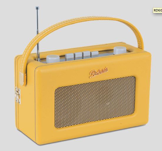 """Roberts Radio """"Revival R250"""" – Die immerjungen 50er Jahre"""