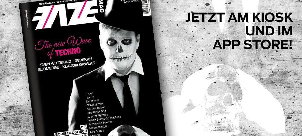 FAZEmag 016 – im Apple Newsstand & am Kiosk