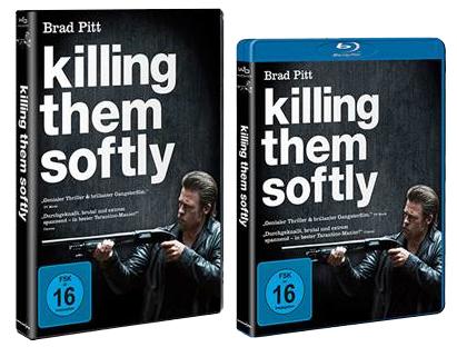 Killing Them Softly (Universum Film) – jetzt auf DVD/Blu-ray