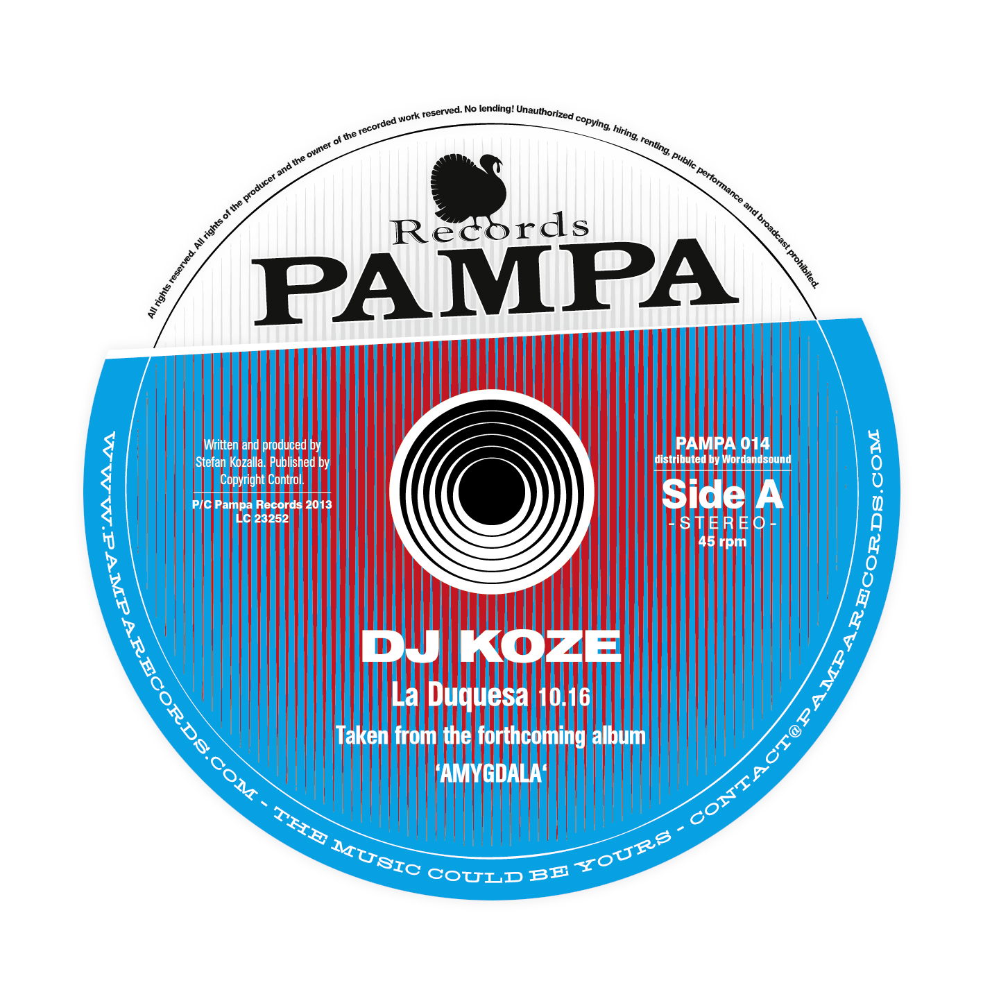 DJ Koze – La Duquesa (Pampa Records)