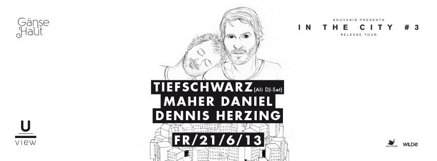 """Souvenirs """"In The City""""-Tour macht Halt im View in Dortmund"""