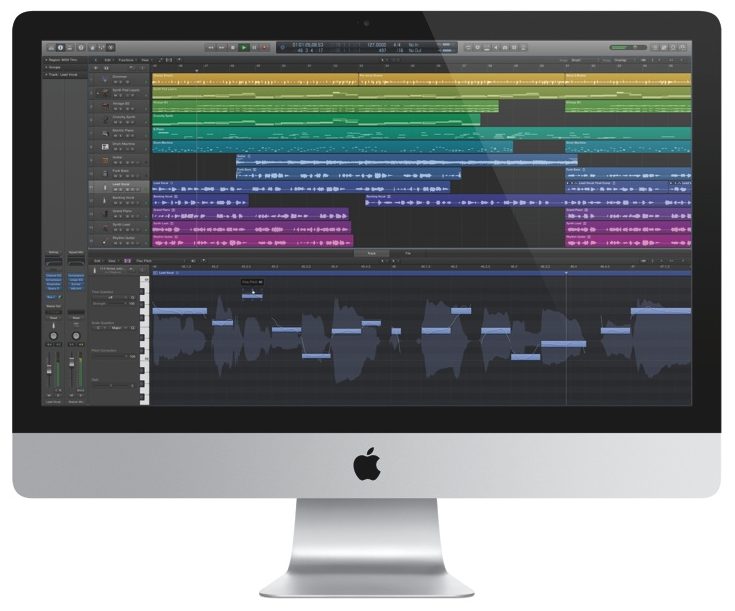 Apple veröffentlicht Logic Pro X