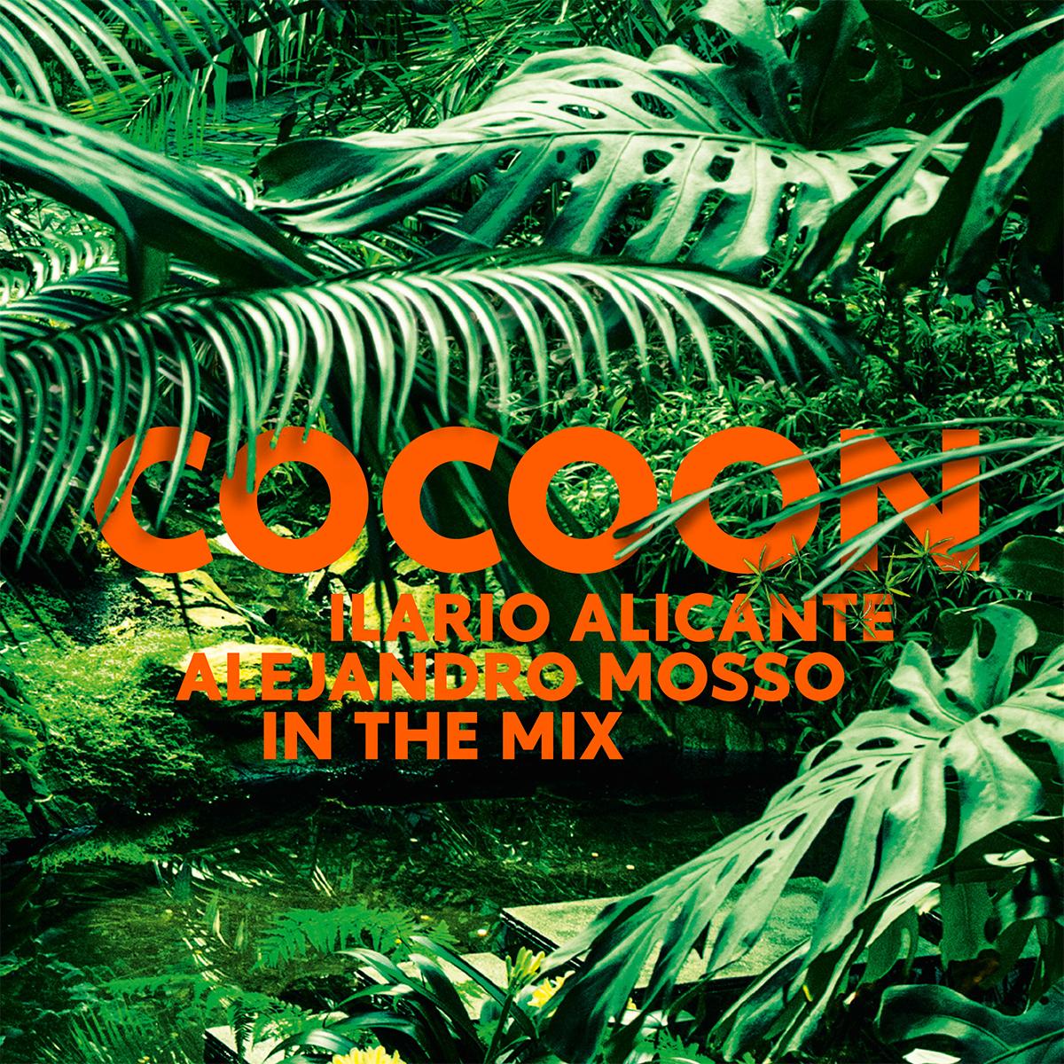 """Ilario Alicante & Alejandro Mosso mixen """"Cocoon Ibiza""""!"""