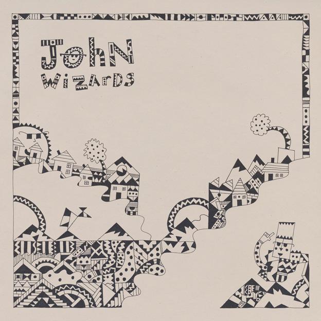 John Wizards debütieren mit gleichnamigem Album