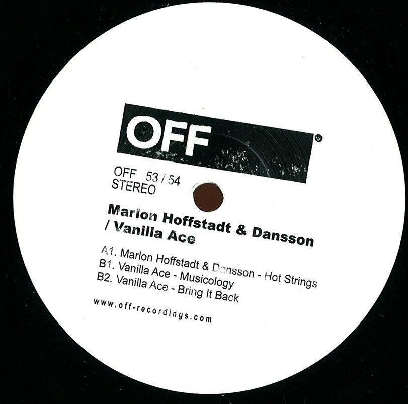 Marlon Hoffstadt & Dansson/ Vanilla Ace – Hot Strings/ Musicology (OFF)