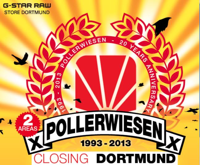 PollerWiesen Closing im Revierpark Wischlingen & Jubiläums-Compilation