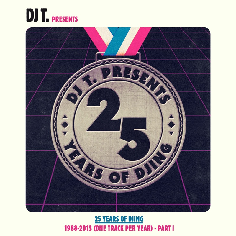 DJ T. feiert 25-jähriges DJ-Jubiläum mit einer Compilation