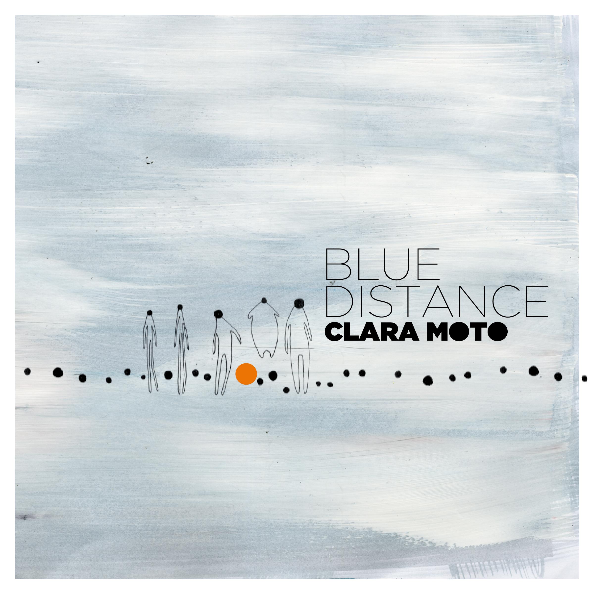 """Clara Moto und ihr Album #2: """"Blue Distance"""" (InFiné Music)"""