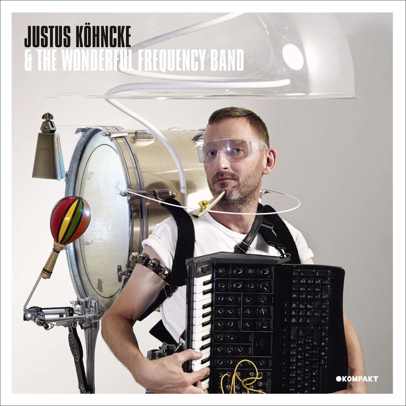 Justus Köhncke kehrt zurück mit The Wonderful Frequency Band