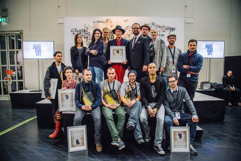 Die Gewinner des BLOOOM Awards by WARSTEINER 2013