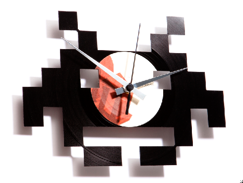 Disc'o'Clock Space Invaders – Planet Vinyl greift an …