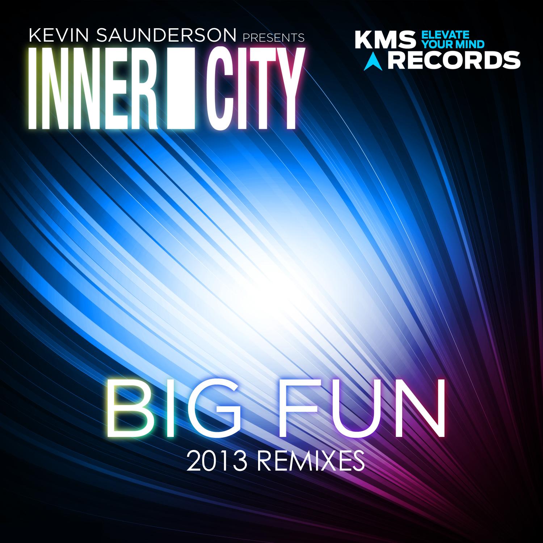 "Nach ""Good Life"" nun ""Big Fun"": Inner City geremixt!"