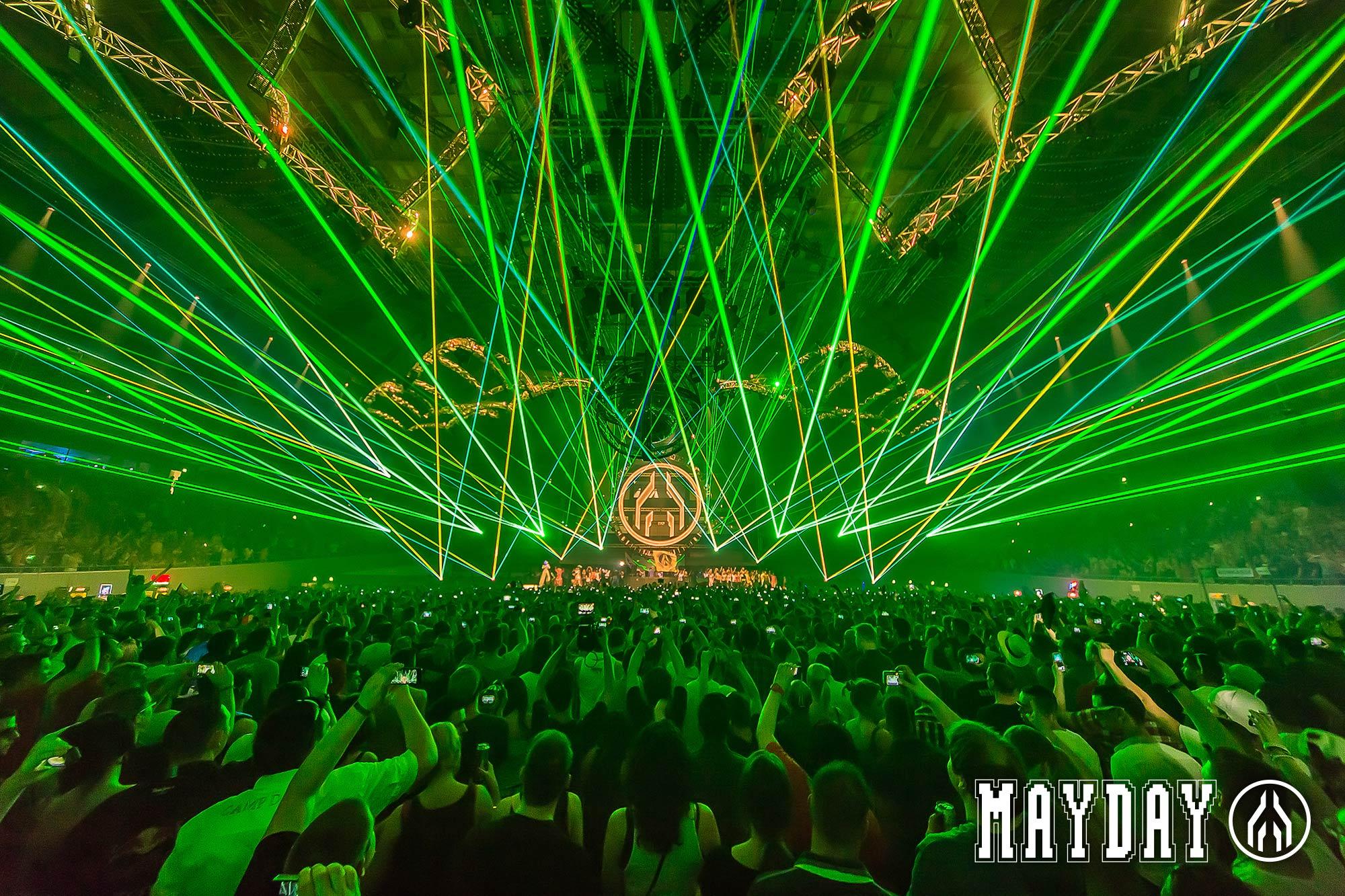 """Mayday 2014 – Full Senses"" – Die Compilation zum Event"