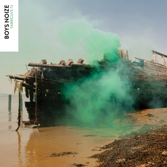 Boys Noize – FABRICLIVE 72 (Fabric)
