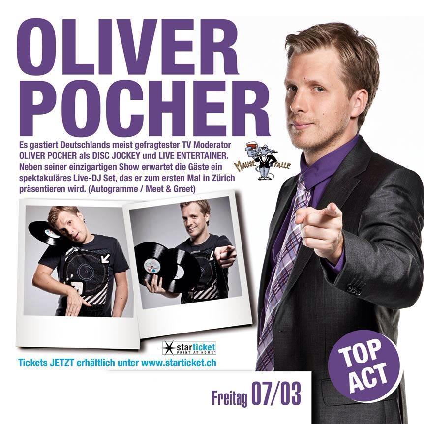 What the f*** is EDM? Oliver Pocher gibt die Antwort!