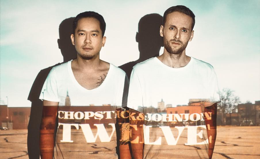 """Chopstick & Johnjon veröffentlichen ihr Debütalbum """"Twelve"""""""