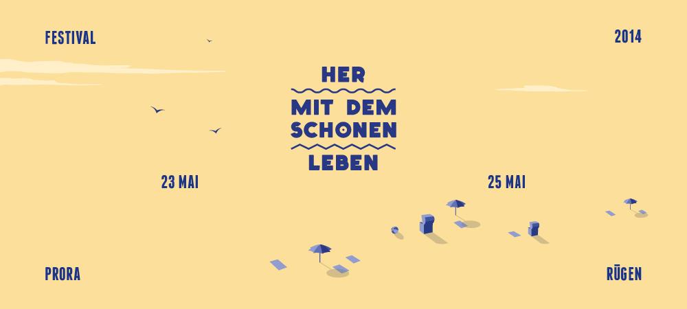 Her mit dem schönen Leben – Rügen im Festivalfieber