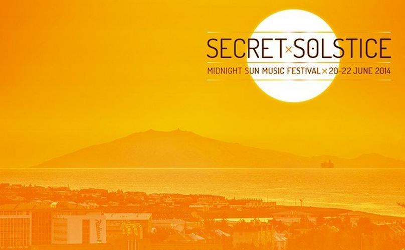 Secret Solstice Festival – Mittsommertanz in Reykjavík