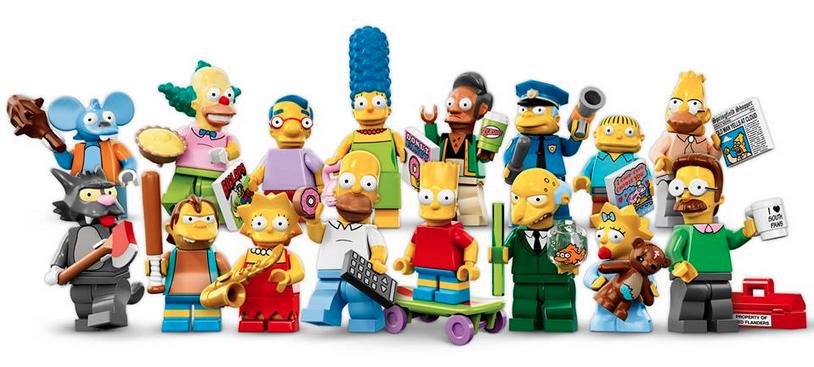 LEGO & The Simpsons legen nach: 16-Figuren-Set & TV-Episode