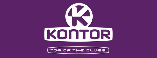 Kontor Top Of The Clubs 62 kommt Ende März