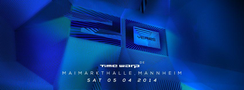 Time Warp 2014 – hier ist der Timetable!