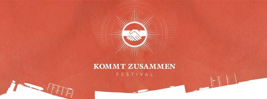 Kommt Zusammen Festival – 17. bis 21. April in Rostock