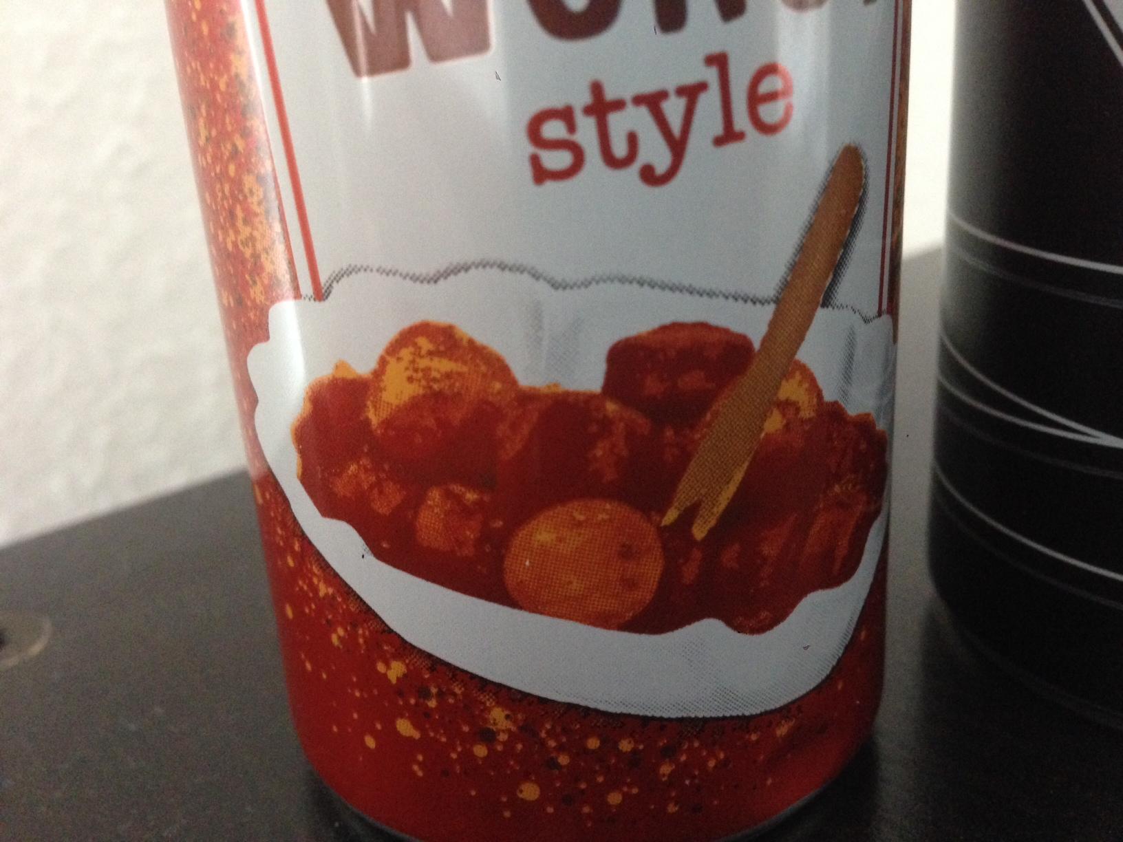Energy Drink Currywurst Style – Geschmacksexplosionen
