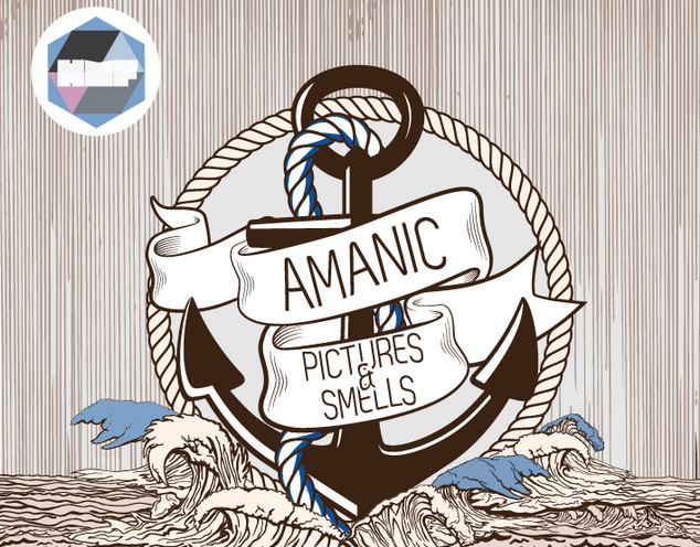 Amanic – Pictures & Smells (HMF002)