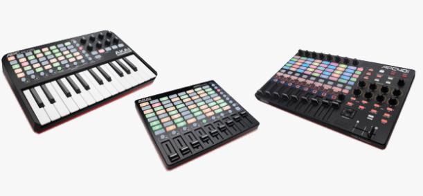 Neue APC-Serie von Akai (Ableton Live Controller) ab sofort erhältlich