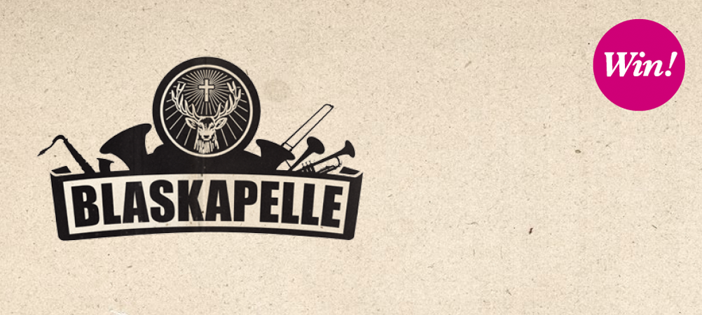 "Jägermeister Blaskapelle: ""Move Your Brass"" – Record Release Party am 28.08."