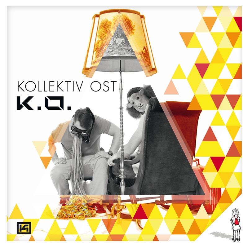 """Im Osten was Neues: Kollektiv Ost präsentieren erstes Album """"K.O."""""""