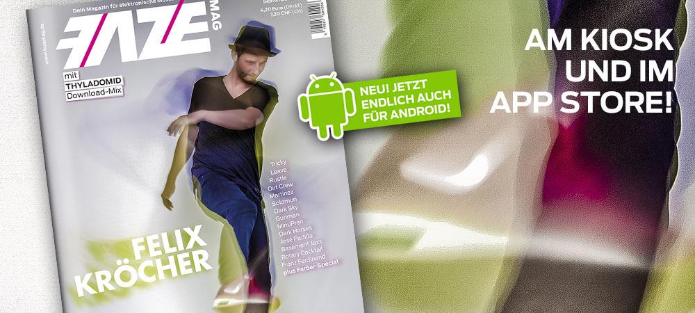 FAZEmag 031 – am Kiosk und als eMag für Apple und Android