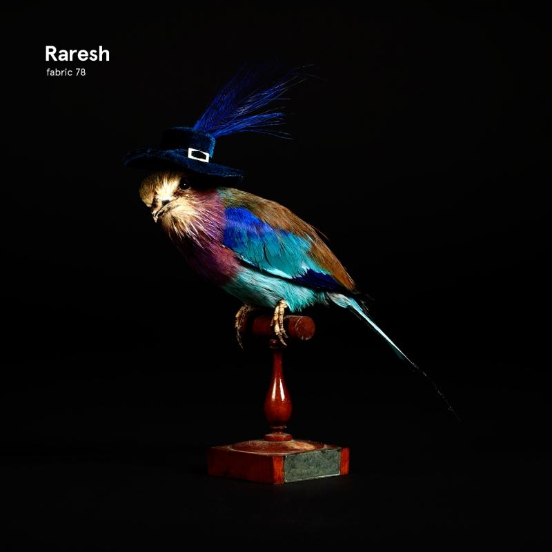 """London trifft Bacau – Raresh mixt die """"Fabric 78"""""""