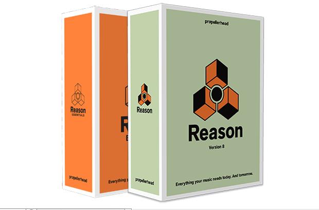 Propellerhead Reason 8 – Auf ein Neues
