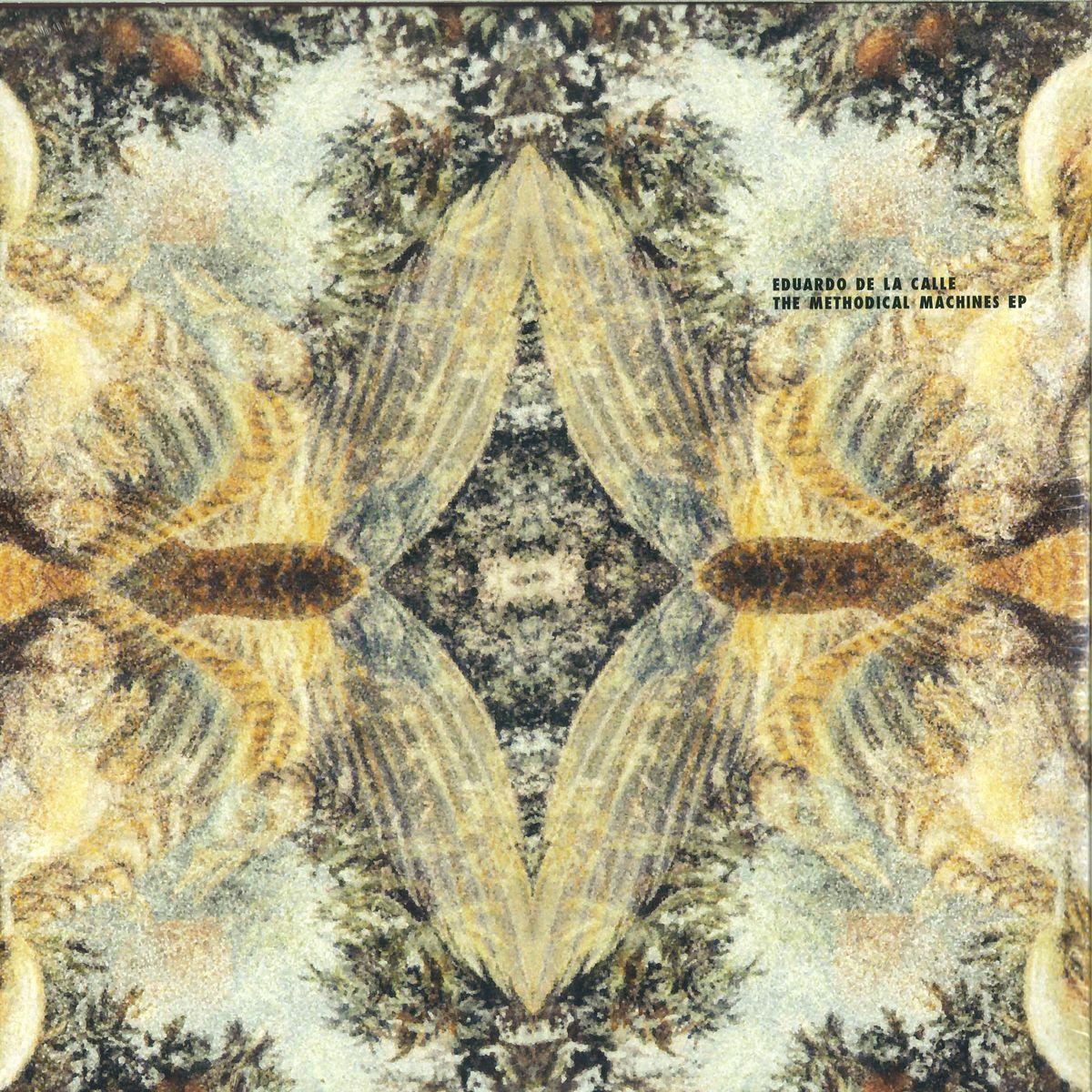 Eduardo De La Calle – The Methodical Machines EP (Cadenza 99)