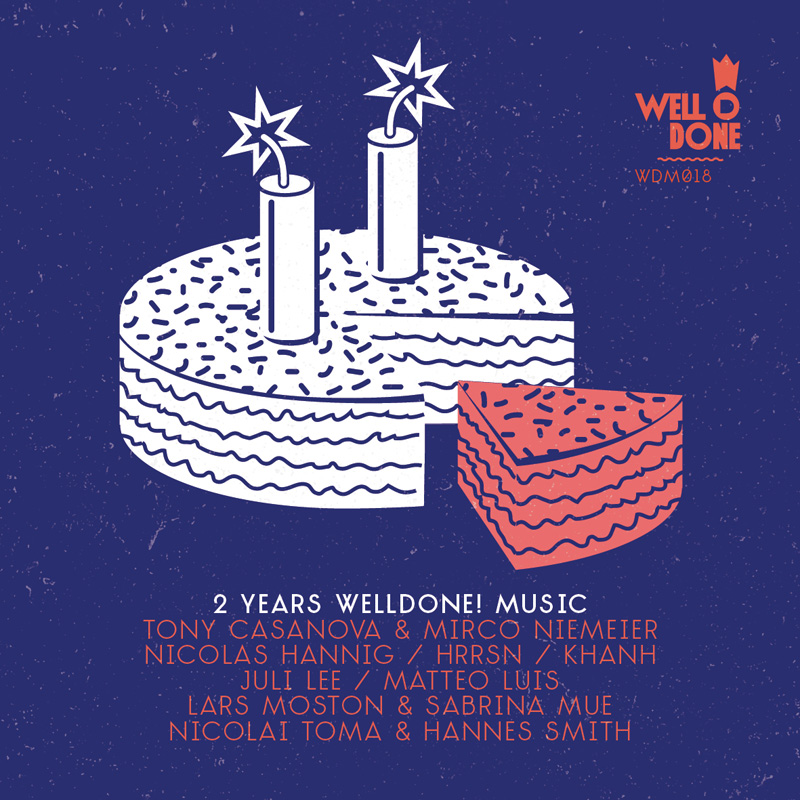V.A. – 2 Years Well Done! Music (Well Done! Music)