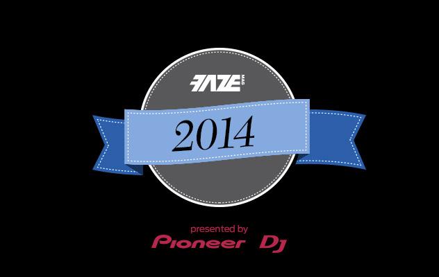 FAZEmag Jahrespoll 2014: DJ