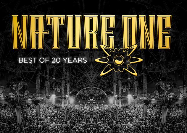 "NATURE ONE feiert Geburtstag mit ""Best Of 20 Years""-Compilation"