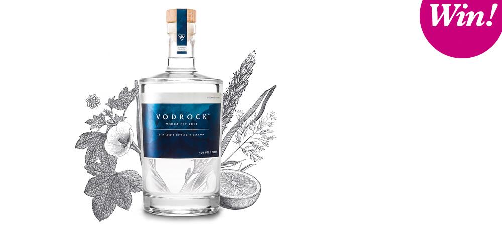VODROCK – ein Premium-Vodka, der einfach rockt!