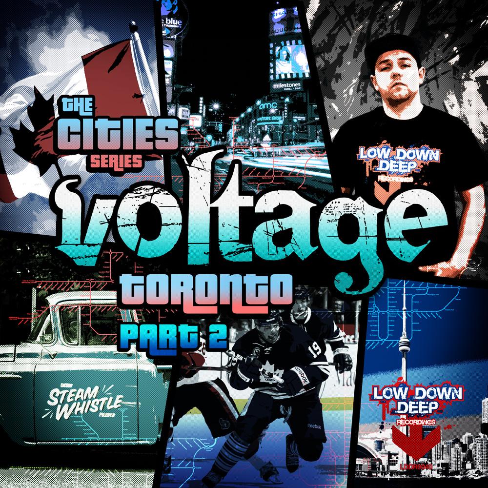 Voltage – Toronto EP (LDDR040)